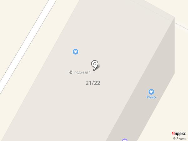 Шип, НОУ на карте Братска