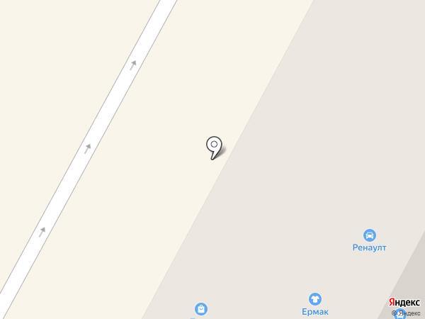 Gsm-Сервис на карте Братска