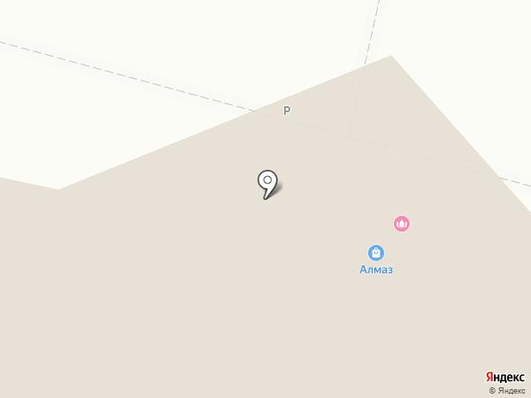 Эгоистка на карте Братска