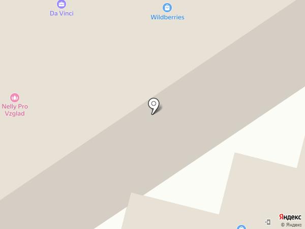 Белый медведь на карте Братска