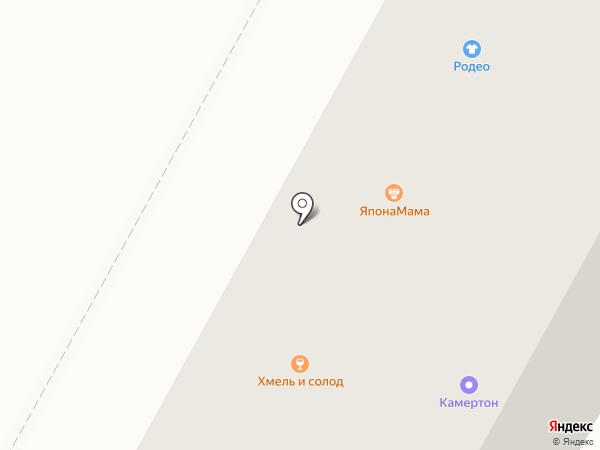 Соблазн на карте Братска