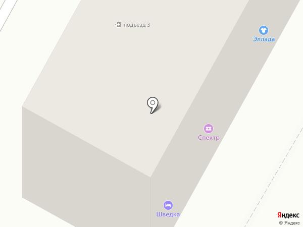 Сибкасса на карте Братска
