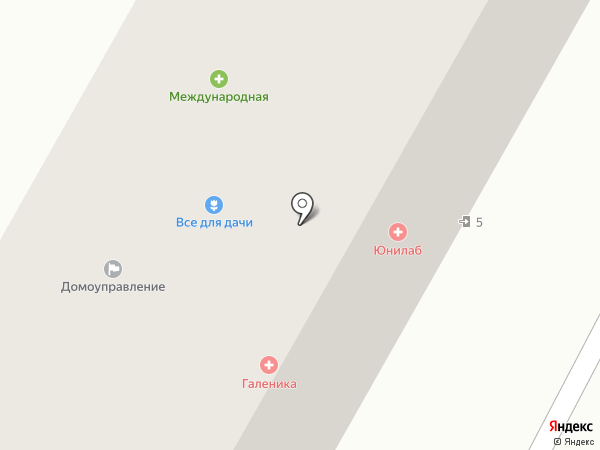 Альфа на карте Братска