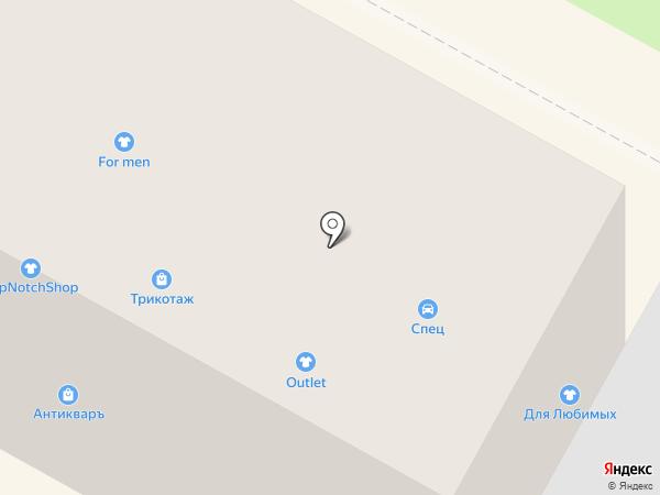 ТОП на карте Братска