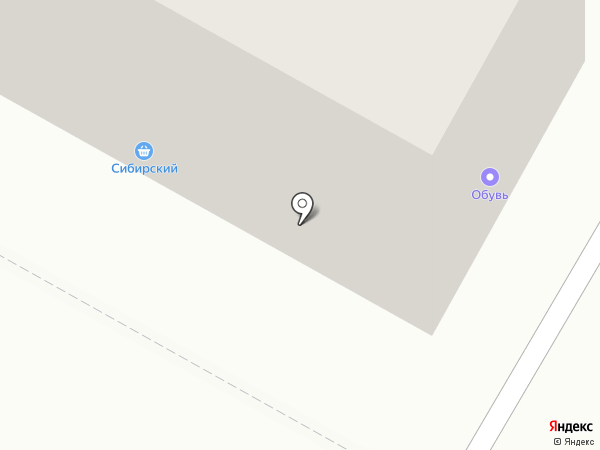 Кега на карте Братска
