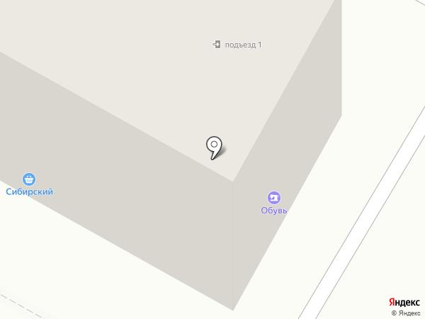 Уровень на карте Братска