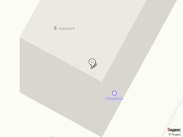 Сбербанк, ПАО на карте Братска