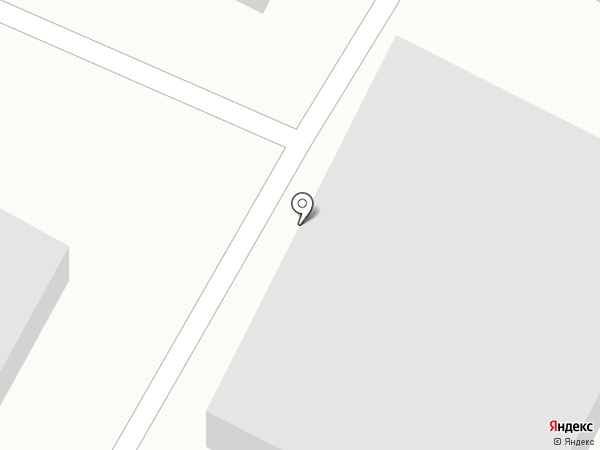 Березка-1 на карте Братска