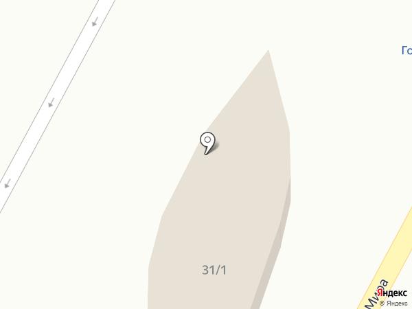 Muzтанг на карте Братска