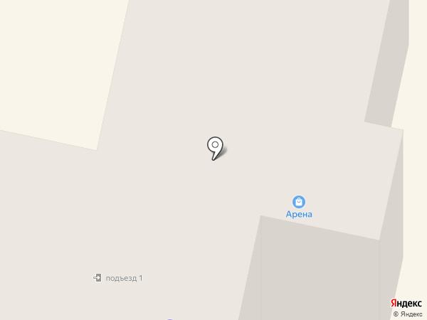 IceBeerg на карте Братска