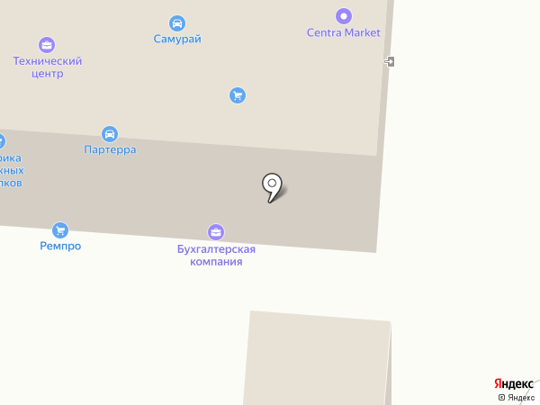 Агафонова Н.Н. на карте Братска