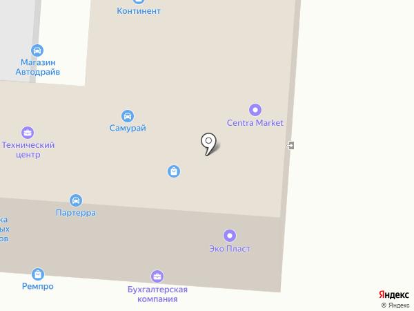 C-ГРУПП на карте Братска