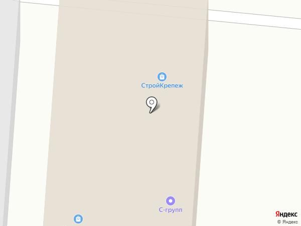 Самурай на карте Братска