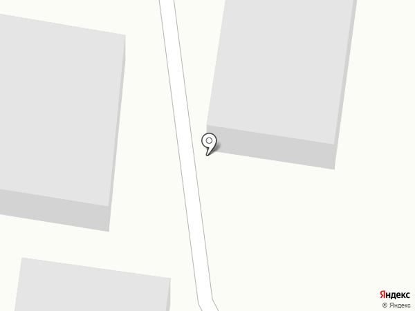 Лесник на карте Братска