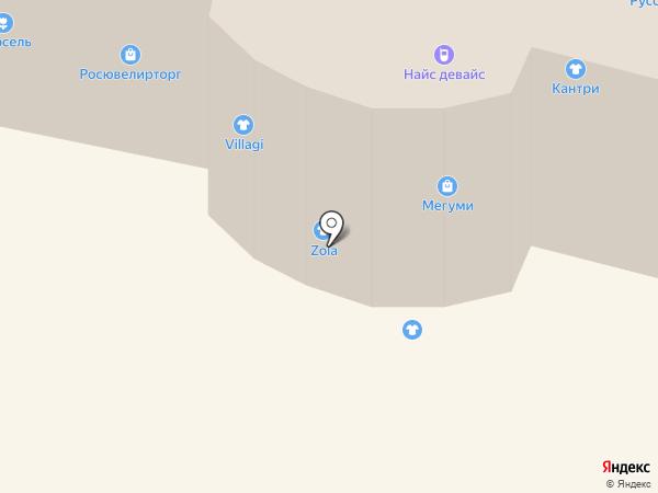 Росс-Тур на карте Братска