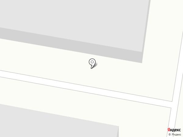 Монтажник на карте Братска
