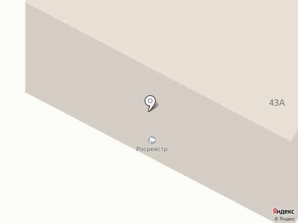 Росреестр, Управление Федеральной службы государственной регистрации, кадастра и картографии по Иркутской области на карте Братска