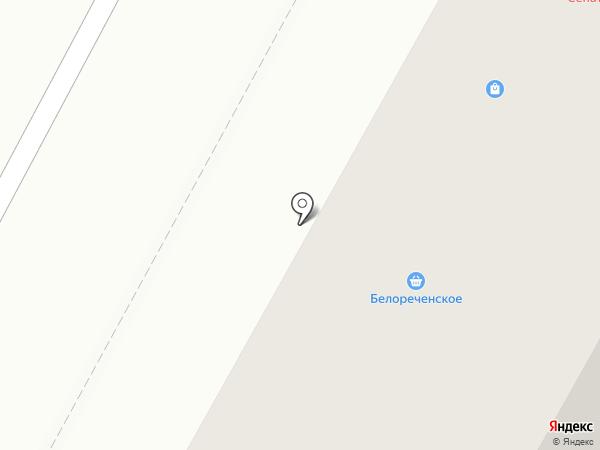 Артемон на карте Братска