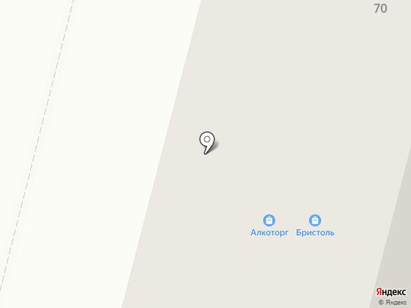 Контакт на карте Братска