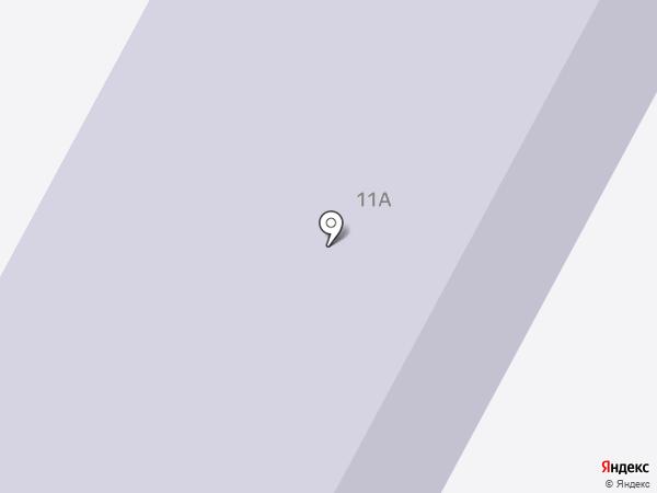 Родина на карте Братска