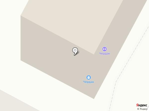 СПА на Чердаке на карте Братска
