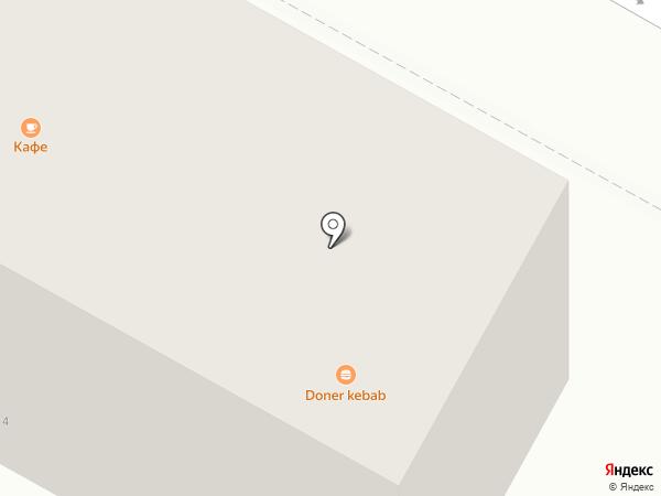 Дёнер Кебаб на карте Братска