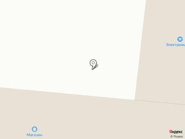 Палп-Вест плюс на карте Братска