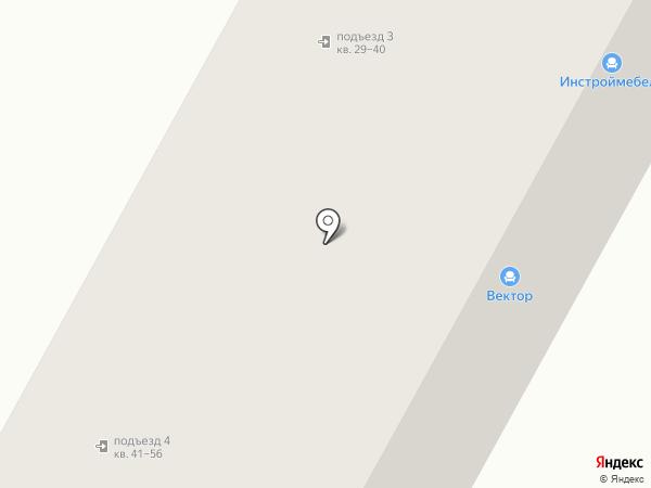 Мозаика на карте Братска