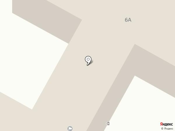 Инспекция Федеральной налоговой службы по Центральному округу г. Братска Иркутской области на карте Братска