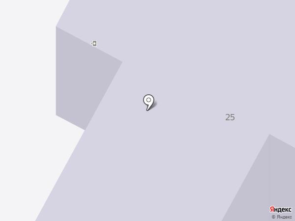 Средняя общеобразовательная школа №37 на карте Братска