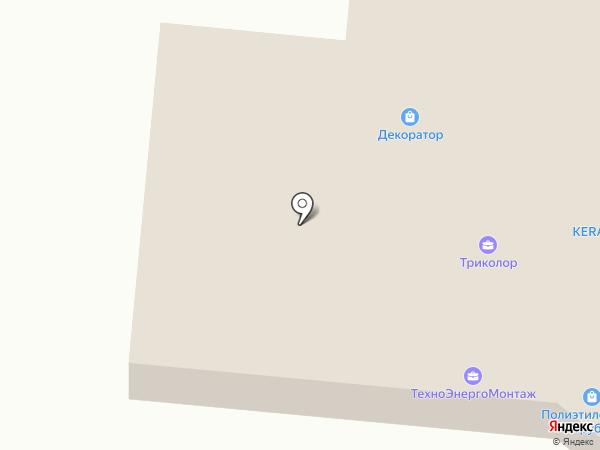 Асайтнужен.рф на карте Братска