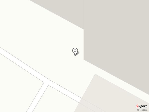 Жилтрест на карте Братска