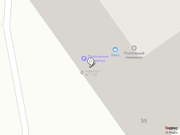 У Ирины на карте Братска