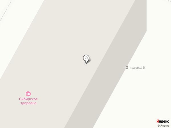 Адвокатский кабинет Денчик Ю.В. на карте Братска