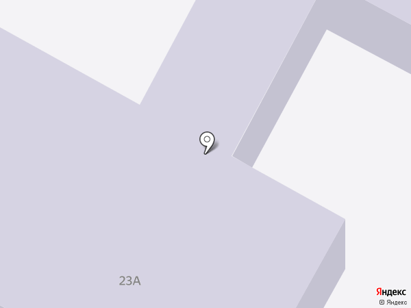 Детский сад №64, Дюймовочка на карте Братска