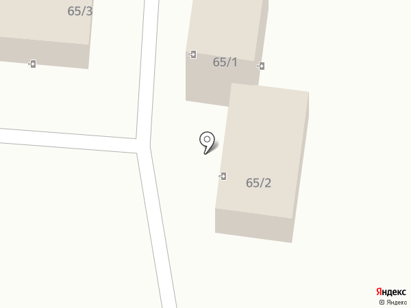 Автодок на карте Братска