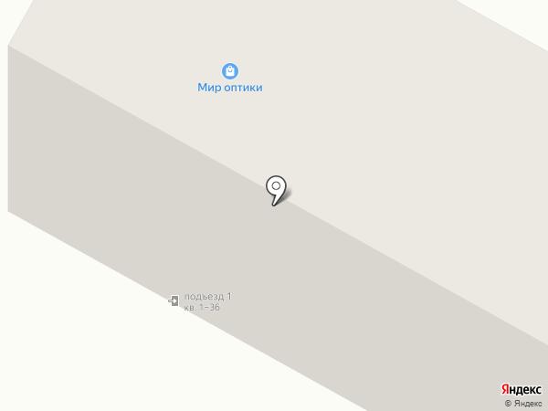 Формат на карте Братска