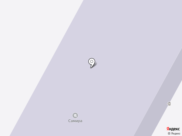 Клякса на карте Братска