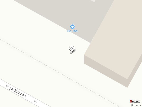 Ближнее бельё на карте Братска