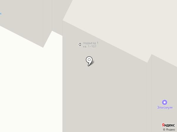 Орион на карте Братска