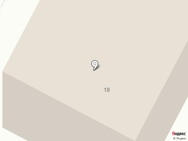 УФК на карте Братска