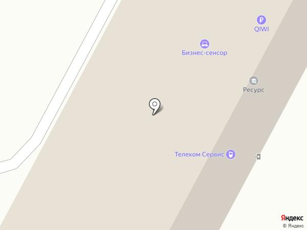 Телеком Сервис на карте Братска