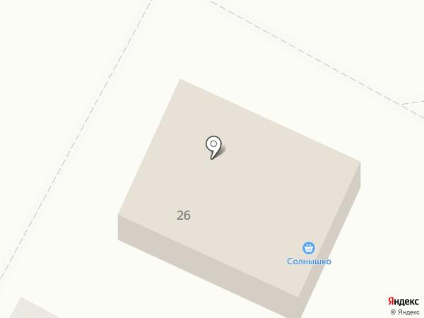 Надежда на карте Братска