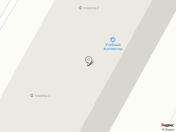 Компас на карте Братска