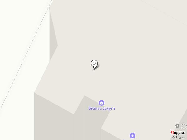 Информационный центр бизнес-услуг на карте Братска