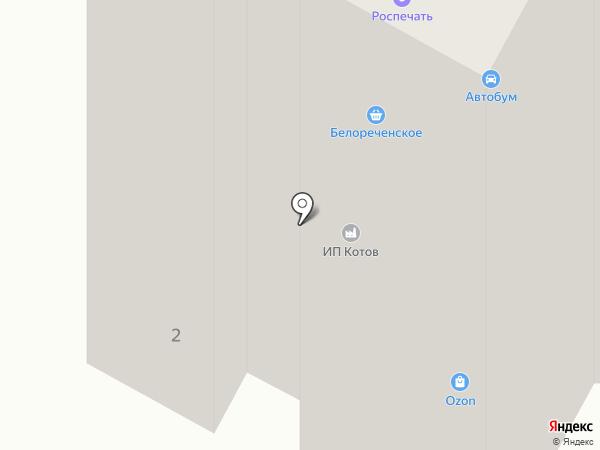 Бизнес услуги на карте Братска