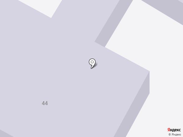 Детский сад №82, Орешек на карте Братска