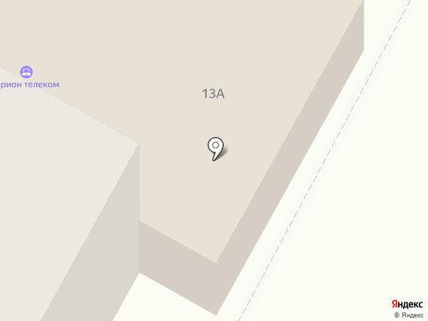 Орион телеком на карте Братска