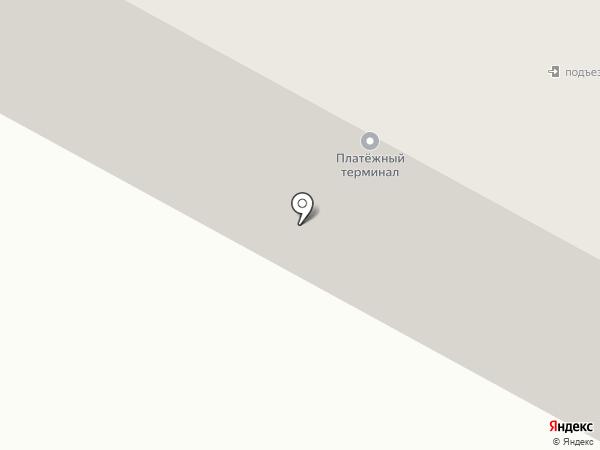 Волна на карте Братска