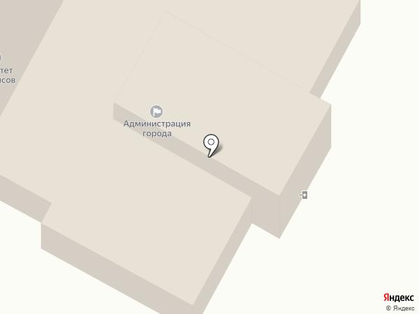 Отдел социальных программ и проектов Администрации г. Братска на карте Братска